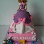 Verjaardagstaart meisje